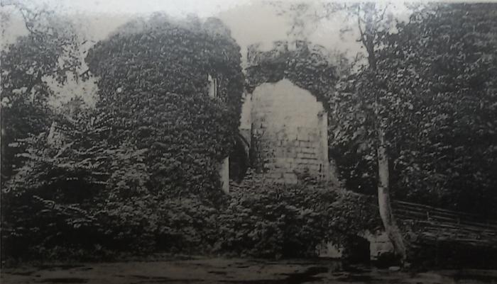 Historic image of Whittington Castle